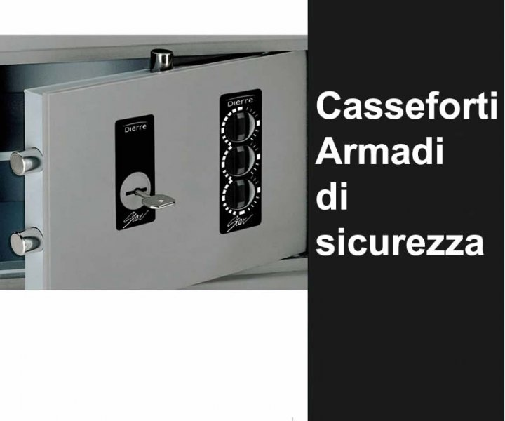 CASSEFORTI ARMADI DI SICUREZZA