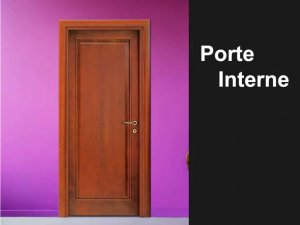 Catalogo » PORTE INTERNE